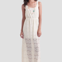 Graceful Winds Maxi Dress