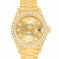 Rolex Explorer automatic-self-wind womens Watch (Certified Pre-owned)