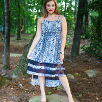 A Stroll In The Park Dress