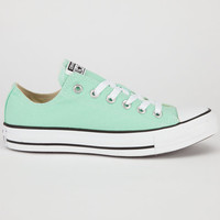 Converse Chuck Taylor All Star Low Womens Shoes Peppermint  In Sizes