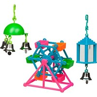 Petco Ferris Wheel Bird Toy Value Pack