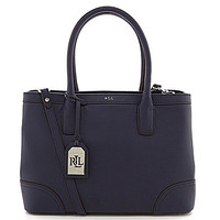 Lauren Ralph Lauren Fairfield City Convertible Shopper Tote - Poppy