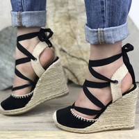 Paradise Wedge - FINAL SALE