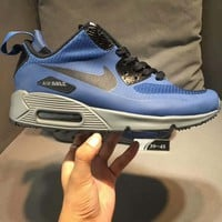 Nike Air Max 90 Leisure Running Shoes Sneakers H-CSXY-1