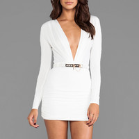 Style Stalker REVOLVE Exclusive Valiant Dress in Ivory