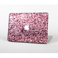 """The Subtle Pink Glimmer Skin Set for the Apple MacBook Pro 13"""" with Retina Display"""