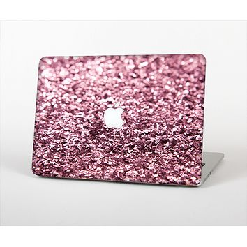"""The Subtle Pink Glimmer Skin Set for the Apple MacBook Air 13"""""""