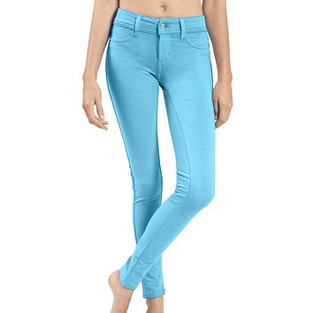 Soft Skinny Ponte Jegging Pants (CLEARANCE)