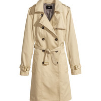Trenchcoat - from H&M