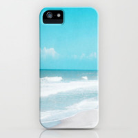 Soft Ocean iPhone Case by Sweet Moments Captured