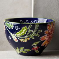 Bellina Blooms Bowl by Anthropologie