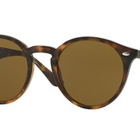 Ray Ban RB2180 Round Sunglasses