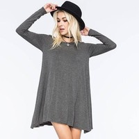 Womnen Long Sleeve Dress