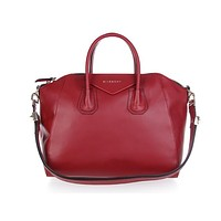 Givenchy Women's Leather Shoulder Bag Satchel Tote Bags Crossbody