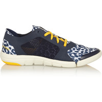 Adidas by Stella McCartney - Ararauna Dance leopard-print stretch-jersey sneakers