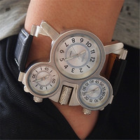 Stylish Awesome Gift New Arrival Great Deal Designer's Good Price Trendy Quartz Men Watch [6542556931]