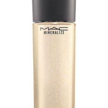 MAC 'Mineralize' Charged Water