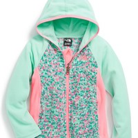 The North Face Toddler Girl's 'Glacier' Hoodie,