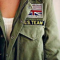 Barbour  Casual Thunder Jacket at Free People Clothing Boutique