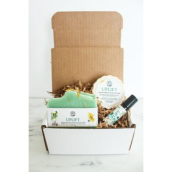 Uplift - Aromatherapy Self-Care Box