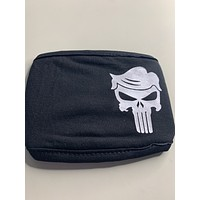 Trump punisher cotton face mask adult size