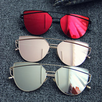 Ladies Stylish Strong Character Sunglasses [11698055503]