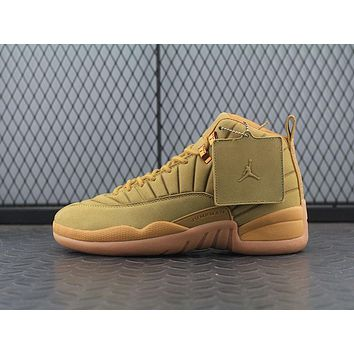 Nike Air Jordan x PSNY 12 Retro Wheat-1