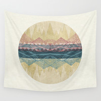 Inhale Wall Tapestry by Rskinner1122