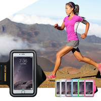 Arm Band Phone Case For Iphone Se 6s 7 Plus G530 A3 A5 A7 2017 S8 S6 S7 Edge Running Pouch Sports Outdoor Cell Phone Accessories