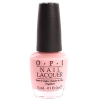 OPI Kiss on the Chic