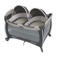 Graco Pack `N Play with Twins Bassinet, Vance