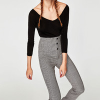 BODYSUIT WITH LONG SLEEVES DETAILS