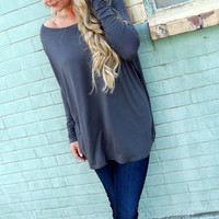 Dark Gray Piko
