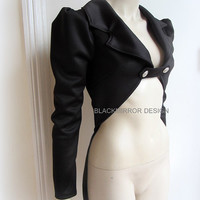 New collection Elegant pirate steampunk tail coat jacket