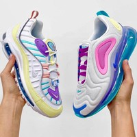 Nike Air Max 98 Trending Women Casual Air Cushion Sport Running Shoes Sneakers
