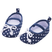 Infant Newborn Baby Girl Shoes Princess Shoes Soft Cotton Baby First Walker Baby Shoes Boy Toddler Shoes NW