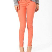 Life In Progress™ Colored Skinnies | FOREVER 21 - 2031557417