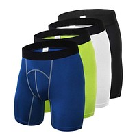 2016 New Male Gym-Clothing Compression Tights Shorts Basketball Bermuda Masculina Men Gym Bape Short Pants