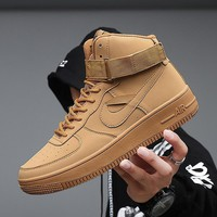 Unisex Skateboarding Shoes Lace-Up Men Sneakers Comfortable Women Sport Shoes Breathable Footwear High-Top Casual Shoes 36-45