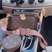 shosouvenir Louis Vuitton LV Crossbody Shoulder Bag