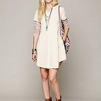Free People  Be True Hoodie Dress at Free People Clothing Boutique