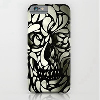 Fashion New Soft Tpu Cover for iphone 6 6s 4.7 inch Skull and Eye Printed Persinality Graffiti With Transparent Frame Phone Case