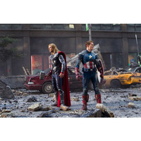 Avengers Movie Ready For Round 2 Gallery Print
