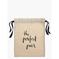 Perfect Pair Shoe Bag by Kate Spade New York