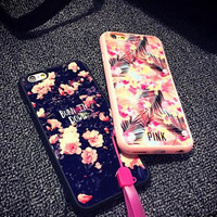 Beautiful Floral iPhone 6 6s Plus Case Cover