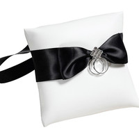 Dog Ring Pillow for Wedding