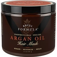 Argan Oil Hydrating Hair Mask and Deep Conditioner 8 FL Oz / 236 ML