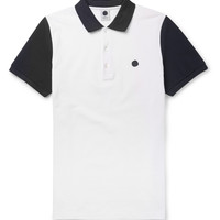 NN.07 - Pima Cotton-Piqué Polo Shirt | MR PORTER