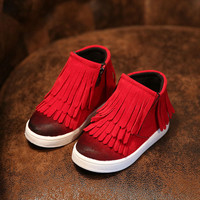 Kids Trainers Baby Shoes Girls Boys Boots