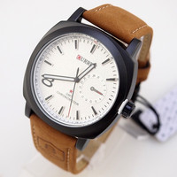 Stylish Great Deal New Arrival Good Price Designer's Trendy Gift Awesome Quartz Men Watch (With Thanksgiving&Christmas Gift Box)[6543903811]